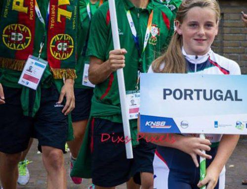 Portugal apresenta a sua seleção